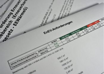 EnEV-Berechnung